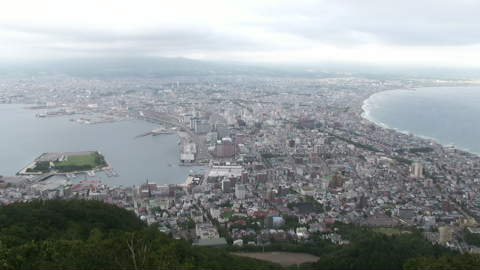 Mt.HAKODATE Live View
