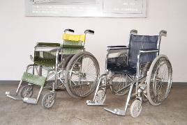 車椅子の貸出し