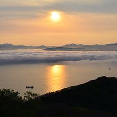 函館山的照片