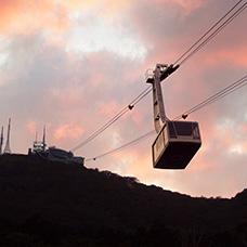 ภาพถ่ายของภูเขาฮาโกดาเตะ