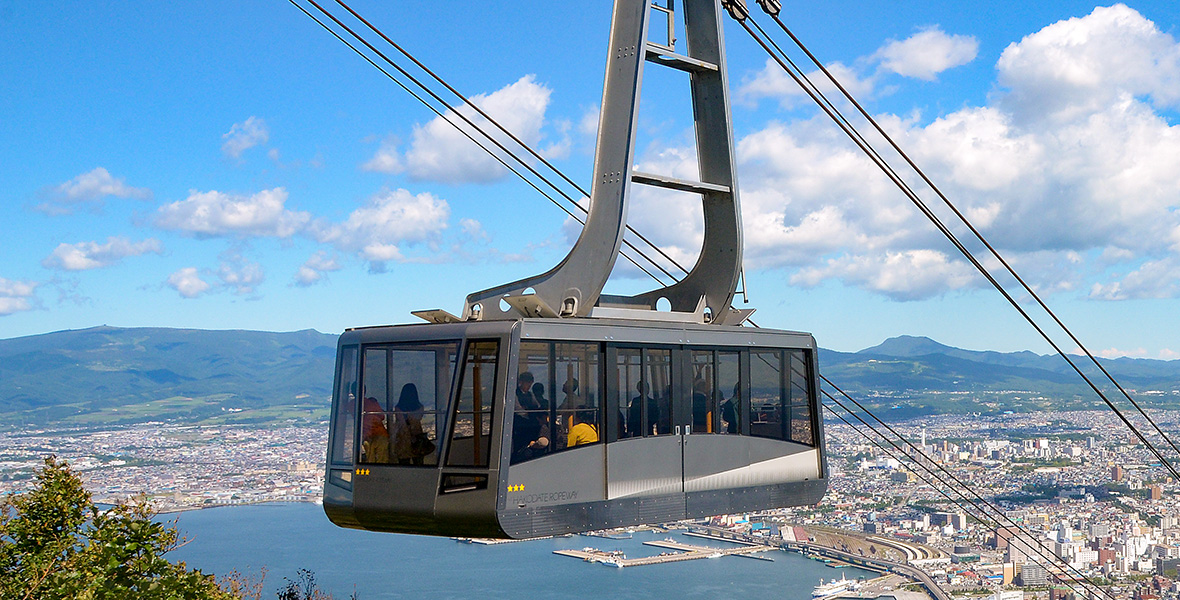 レストラン | 函館山ロープウェイ株式会社 | 美しい夜景と函館観光をお楽しみください。 | 函館山ロープウェイ